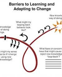 Thumb Barriers to Learning and Adapting to Change